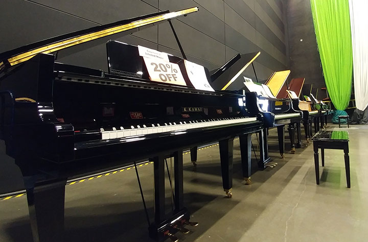 Loewen Piano House/Kawai Pianos annual Piano Sale