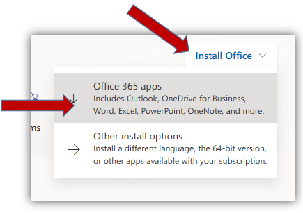 Download and Install Office 365 - Capilano University