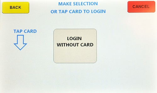 Print Pay Station login